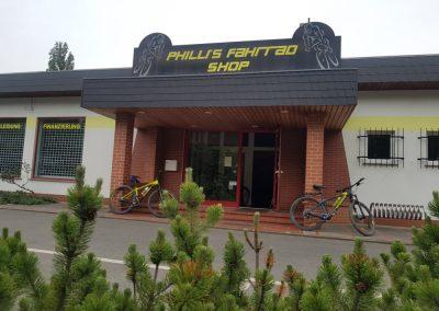 Philli´s Fahrradshop