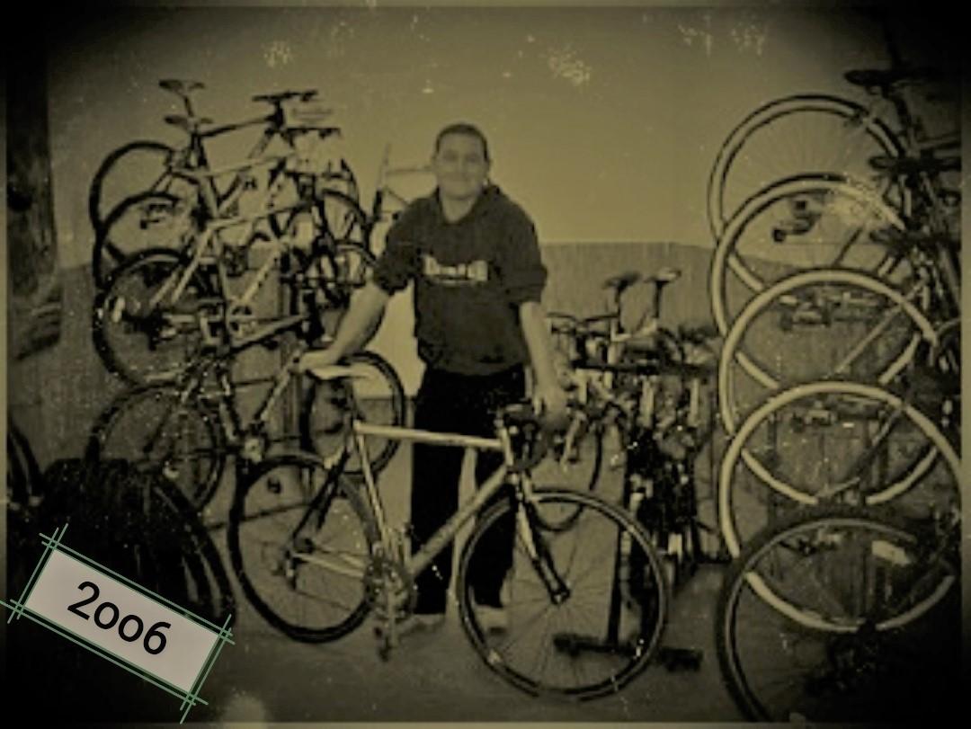 """Sven Philipp - Inhaber """"Philli´s Fahrradshop"""""""